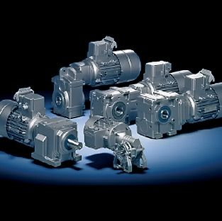 Delivery of gear motors of all types