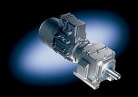 Siemens cylindrical gear motors