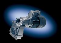 Flat gear motors