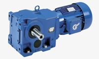 NORD conical wheel gear motors