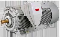 Siemens H Compact Hochspannungsmotor