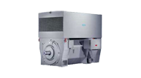 Siemens H Compact Plus high voltage motors