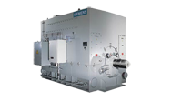 Siemens H - modyn Hochspannungsmotor