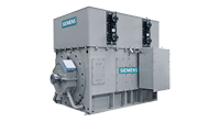 Siemens HS-Modyn high voltage motors