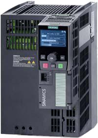 Siemens Sinamics G120 Einbaugeräte