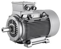 Siemens explosion protected motors