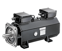 Siemens servo motors, explosion protected 1FS6