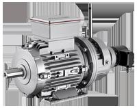 Siemens crane motors