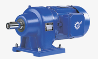 NORD cylindrical gear motors