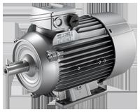 Siemens low voltage motors