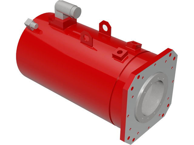 Drive Systems Manufactured By Radike Drive Engineering
